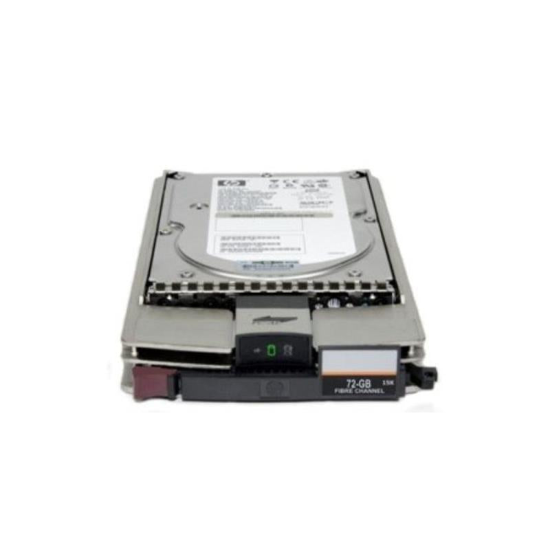 HP 238950-005 72.8Gb 15000Rpm 2Gbits Fiber Channel Hot Swap 3.5Inch Hard Disk Drive With Tray