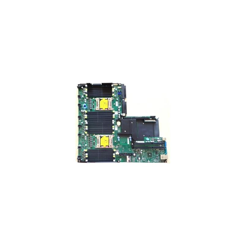 DELL 1W23F System Board 2Socket Lga1366 Xeon W O Cpu For Poweredge R620 Server