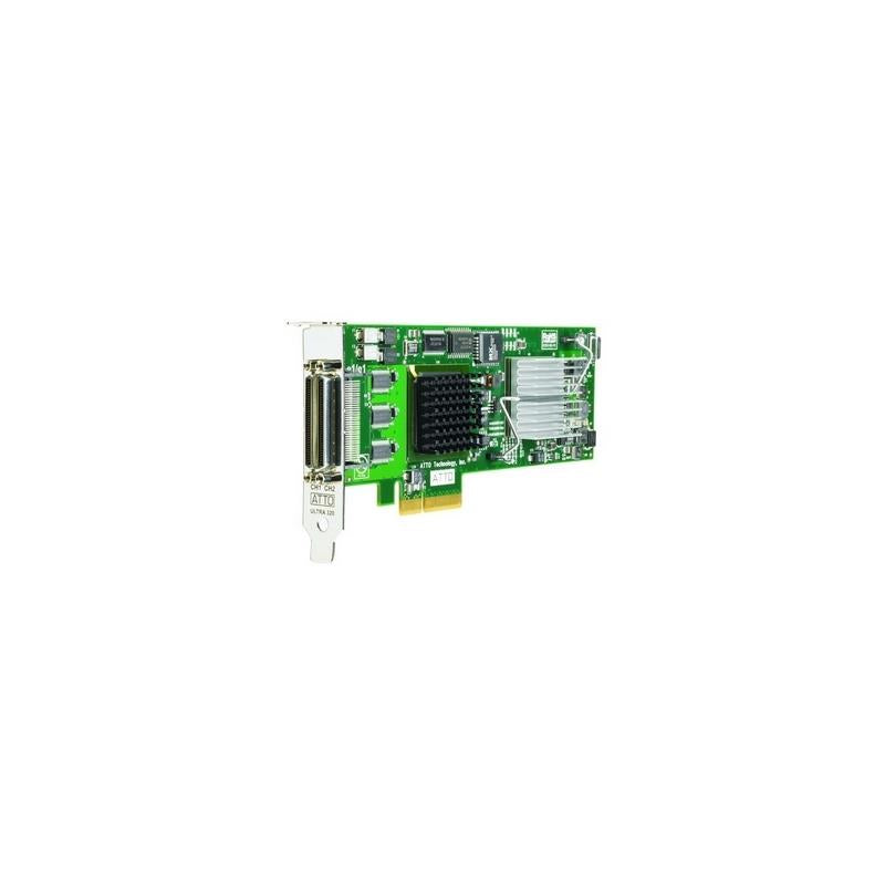 HP 445009-001 Storageworks Dual Channel Pci Express X4 Ultra320E Lvd Scsi Host Bus Adapter