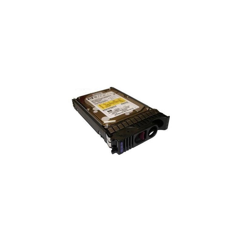 HP A6981A 36Gb 15000Rpm Ultra320 Scsi Hot Swap Hard Disk Drive With Tray