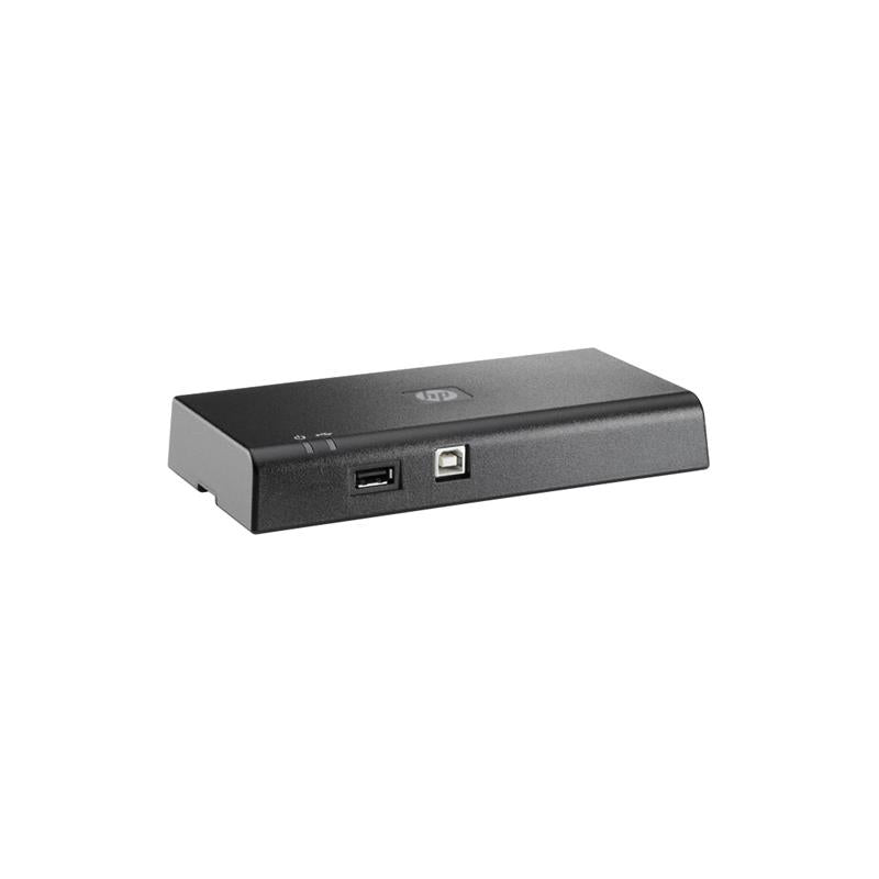 HP 589144-001 Usb 2.0 Docking Station With Usb Cable And Ac Power Adapter For Notebook Pc Series