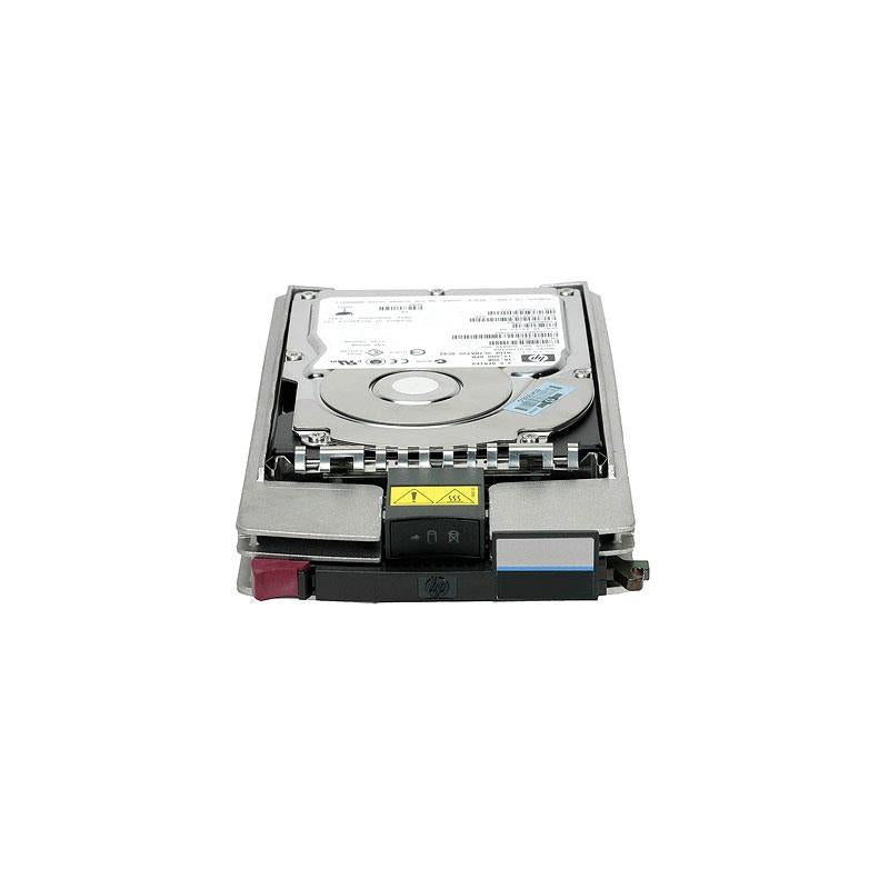 HP 418372-B21 72.8Gb 15000Rpm Sas 2.5Inch Sff Pluggable Hard Disk Drive With Tray
