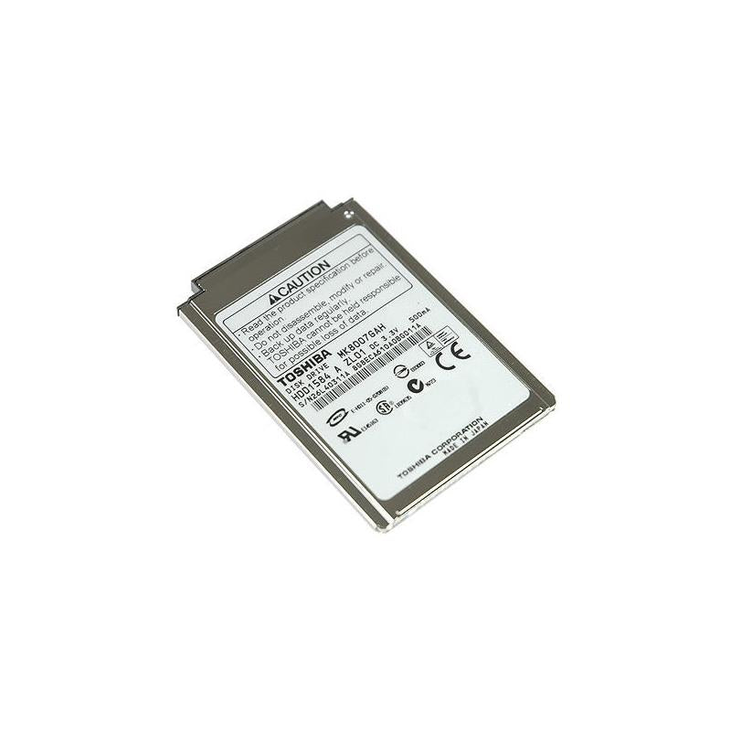 TOSHIBA Mk8007Gah 80Gb 4200Rpm 2Mb Buffer Ata100 1.8Inch Notebook Drive