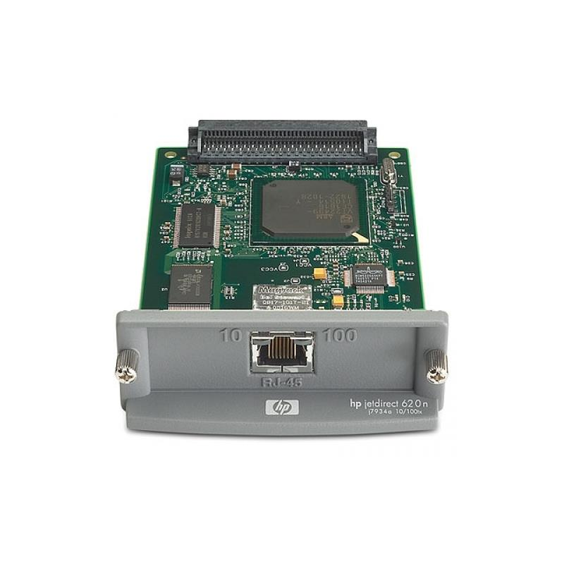 HP J7934-69001 Jetdirect By 620N Fast Ethernet Internal Print Server