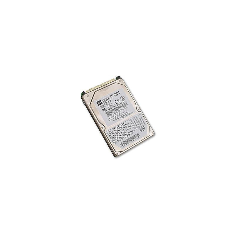 TOSHIBA Mk4018Gas 40Gb 4200Rpm 2Mb Buffer 9.5 Mm 2.5Inch Ultra Ata100 44Pin Internal Notebook Hard Drive