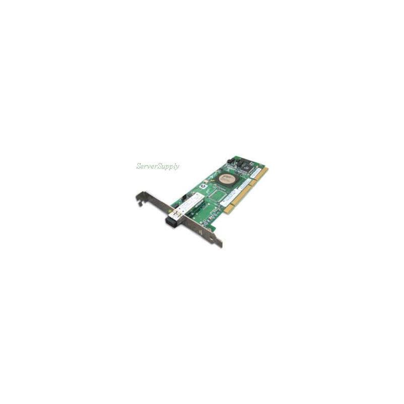 DELL 7R278 2Gb Single Channel Pci Fibre Channel Host Bus Adapter With Standard Bracket Card Only