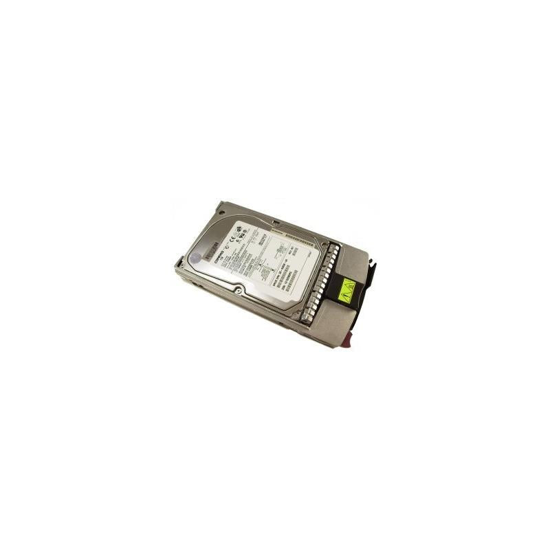 HP 176496-B21 36.4Gb 10000Rpm 80Pin Wide Ultra160 Scsi 3.5Inch Form Factor 1.0 Inch Height Hot Pluggable Hard
