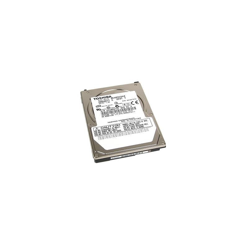 TOSHIBA Mk6034Gax 60Gb 5400Rpm 8Mb Buffer 2.5Inch 9.5Mm Height Ata Ide100 44Pin Super Slimline Notebook Hard Drive