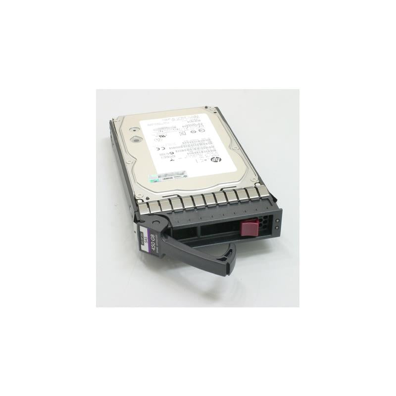 HP 533871-002 450Gb 15000Rpm 3.5Inch Sas 6Gbits Dual Port Hotpluggable Enterprise Hot Plug Hard Disk Drive With