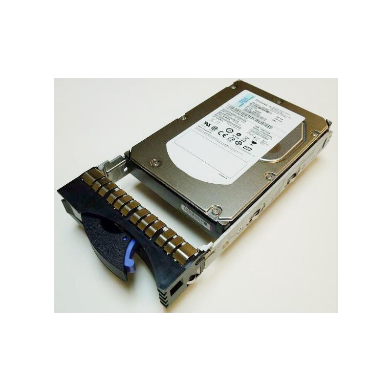 IBM 06P5755 36.4Gb 10000Rpm 80Pin Ultra160 Scsi 3.5Inch Form Factor 1.0Inch Height Hot Pluggable Hard Drive With Tray For Xseries Servers