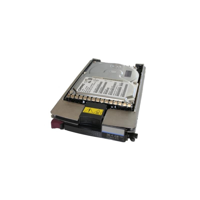 HP 232431-002 36.4Gb 10000Rpm 80Pin Wide Ultra3 Scsi 3.5Inch Hot Pluggable Hard Drive With Tray