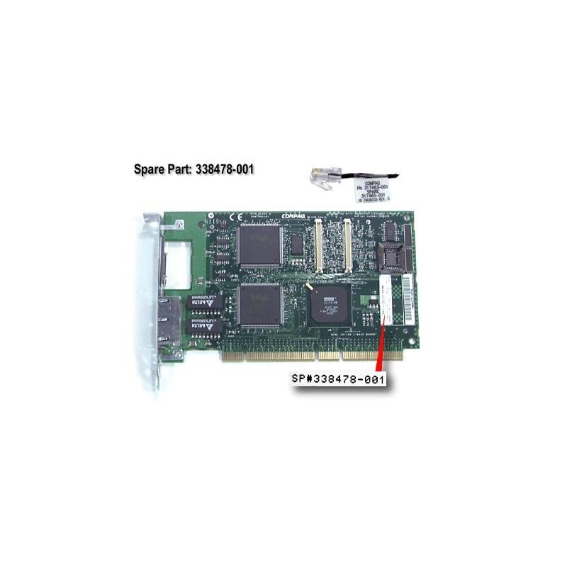 HP 009542-001 Nc3131 Fast Ethernet Server Adapter