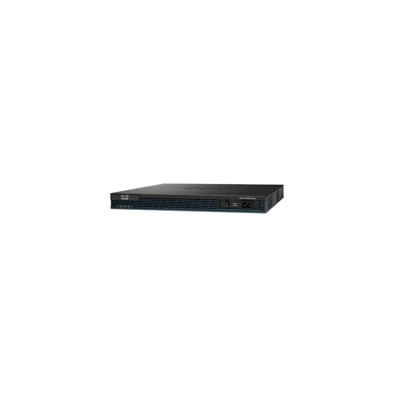 Cisco 2901-V/K9 - 2901 Router Voice Bundle