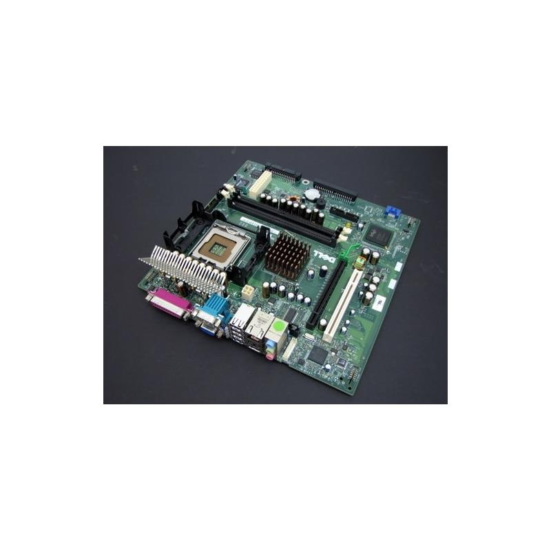 Dell Mm599 Motherboard For Optiplex Gx745 Desktop Pc