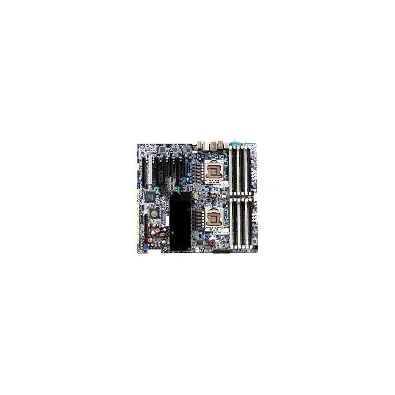 Hp 460838-003 Tylersburg G31 1333Mhz System Board For Z800 Workstation