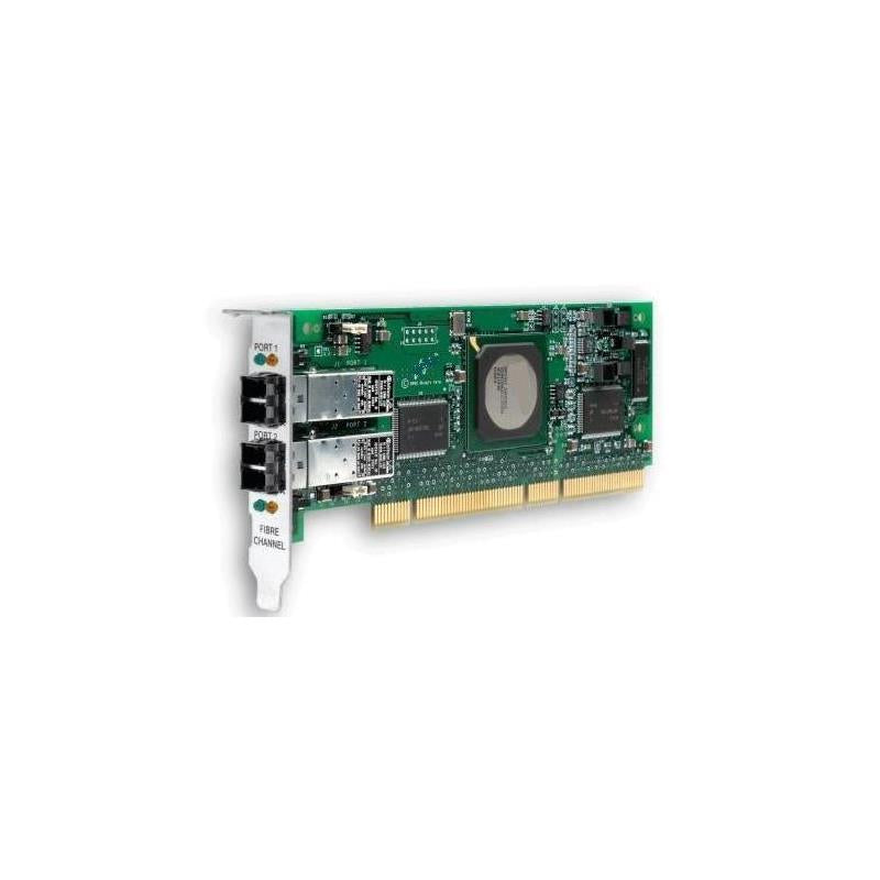 IBM Fc1695 Ds4000 4Gb Dual Port 64Bit 133Mhz Pcix Fibre Channel Host Bus Adapter With Standard Bracket