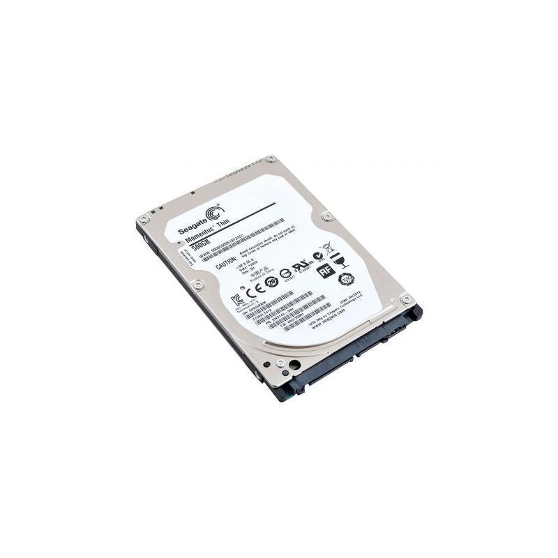 SEAGATE St500Lt012 New With Standard Mfg Warranty. Momentus Thin 500Gb 5400Rpm 2.5Inch 7Mm 16Mb Buffer Sata 3Gbps Ncq Notebook Drive