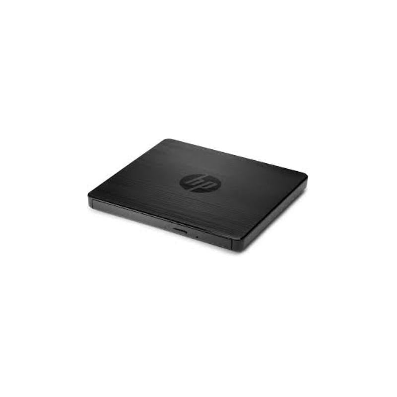 HP F2B56UT 8X By 24X Hispeed Usb External Dvdrw Drive