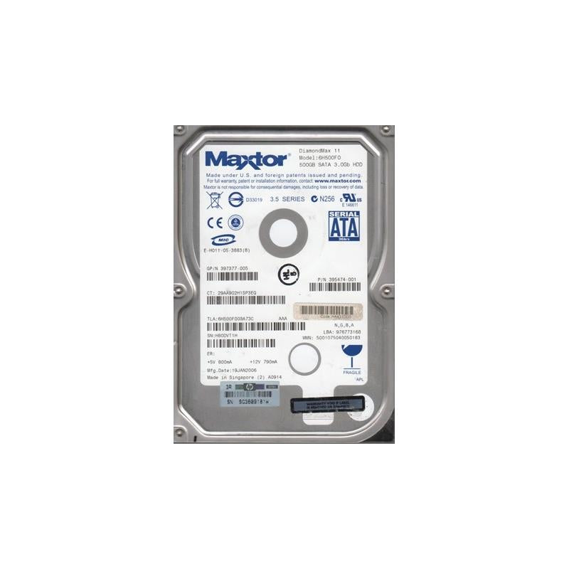 MAXTOR 6B300S0 Diamondmax10 300Gb 7200Rpm 16Mb Buffer Sata 3.5Inch Low Profile (1.0Inch) Internal Hard Drive