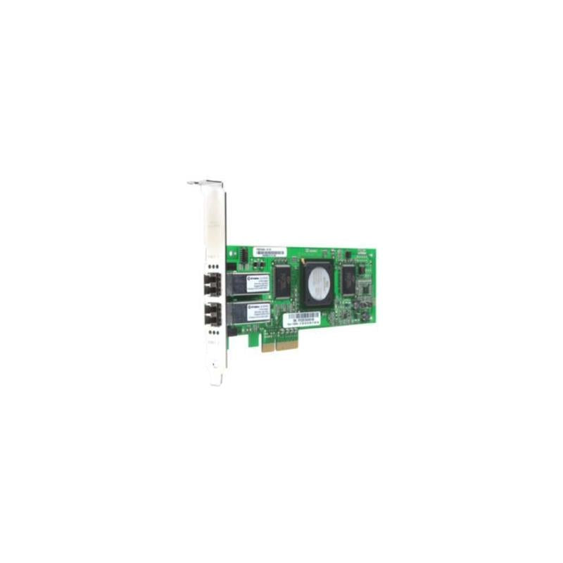 DELL Jf340 4Gb Dual Channel Pciexpress Fibre Channel Host Bus Adapter With Std Bracket Card Only