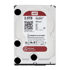 Western Digital New With Standard Mfg Warranty. Wd Red 2Tb 7200Rpm (lipower) Sata6Gbps 64Mb Buffer 3.5Inch Internal Nas Hard Disk Drive