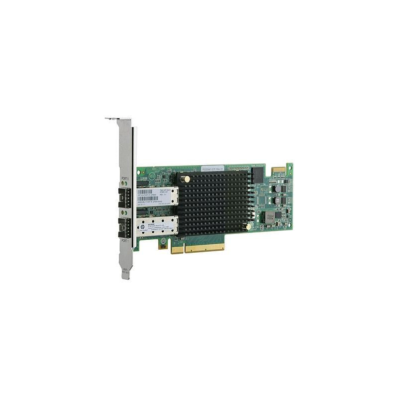 HP 676881-001 Sn1000E 16Gb Dual Port Pcie Fibre Channel Host Bus Adapter