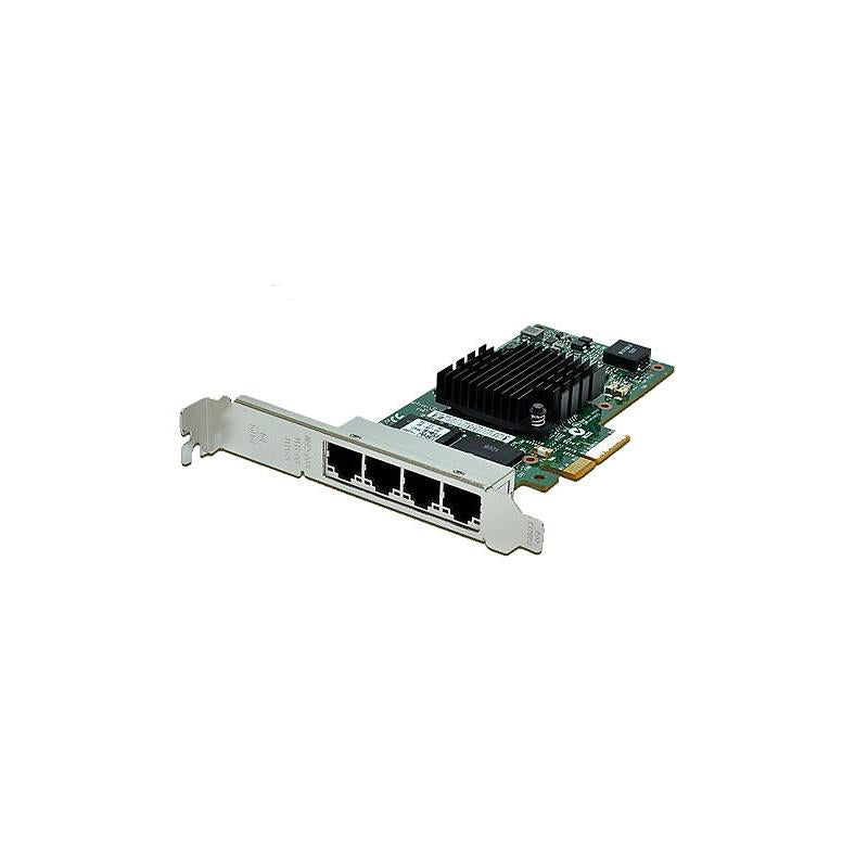 DELL 0Thgmp  Network Card I350T4 Pcie 2.1 X4 5 Gt S 10 100 1000 Quad Port Gigabit Ethernet Server Adapter