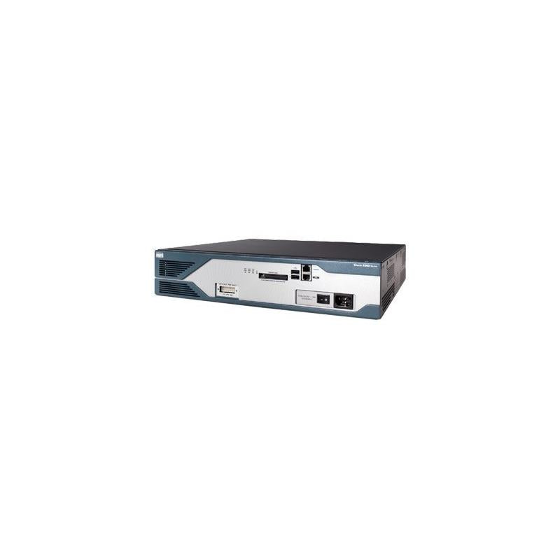 Cisco 2851-V/K9 - 2851 Voice Router Bundle