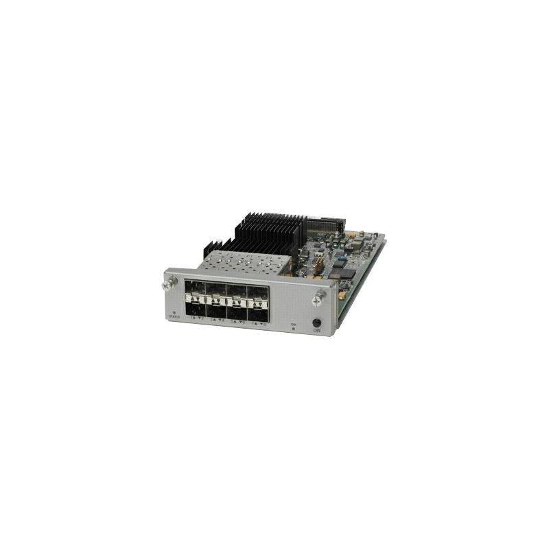 CISCO C4Kx-Nm-8Sfp+ 8Port 10 Gigabit Ethernet Network Module Expansion Module 8 Ports