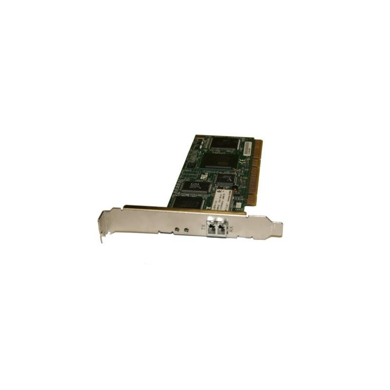 HP FCA2101 2Gb Single Channel 64Bit 66Mhz Pci Fibre Channel Host Bus Adapter With Standard Bracket Card Only