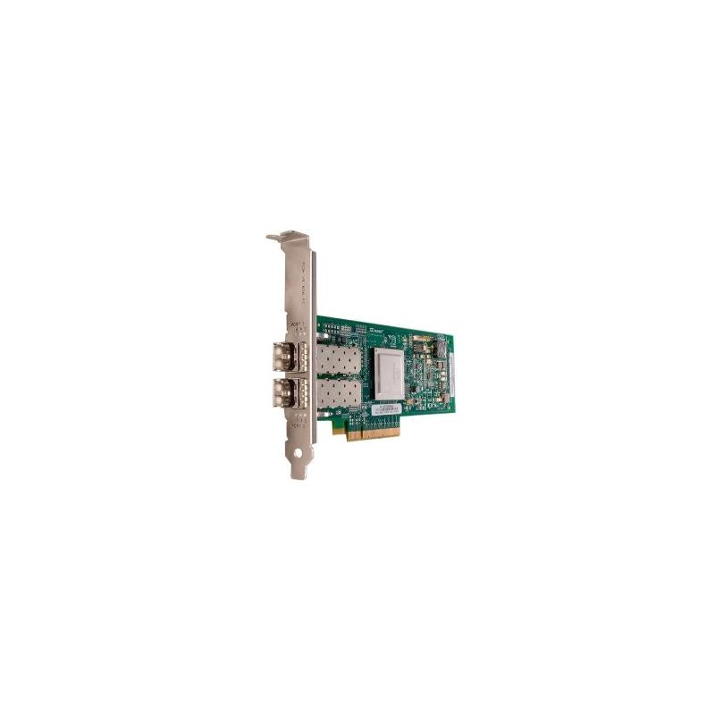 DELL Kv00H Sanblade 8Gb Dual Channel Pciexpress 8X Fiber Channel Host Bus Adapter With Standard Bracket Card Only