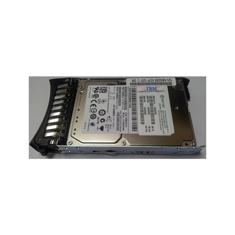 IBM 00Y2509 500Gb 7200Rpm 2.5Inch Nl Sas 6Gbps Hot Swap Hard Drive With Tray For Storage System V3700