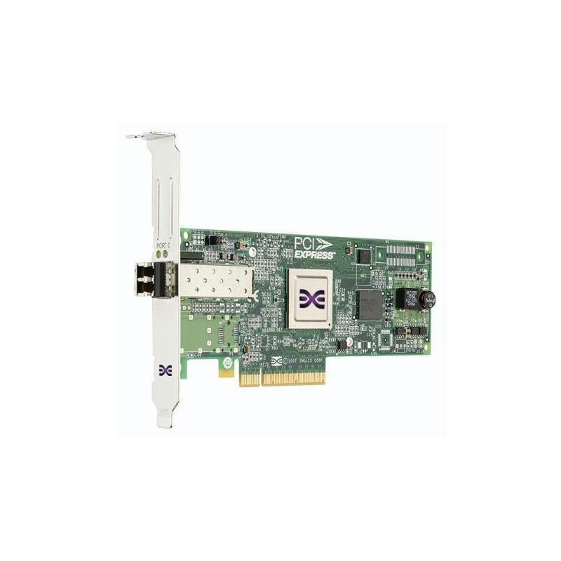 HP LPE12000- Storageworks 81E 8Gb Single Port Pciexpress Fibre Channel Host Bus Adapter Adapter W By O