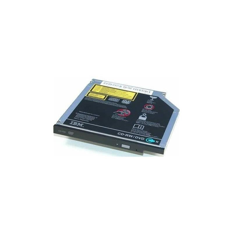 Ibm 08K9820 Ibm 24X 10X 16X 8X Cdrw Dvdrom Combo Iii Ultrabay 2000 Slim Drive For Thinkpad