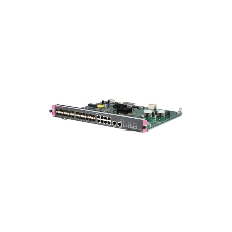 HP JD224A 7500 384Gbps Fabric Module With 12 Sfp Port