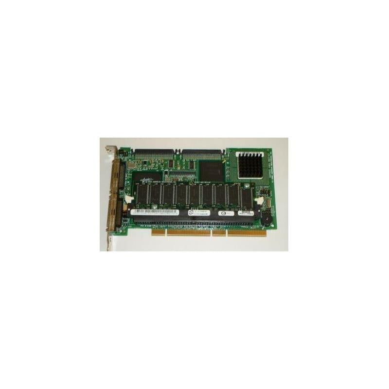 DELL 0C705 Perc3 Dual Channel Ultra160 Raid Controller With 64Mb Cache