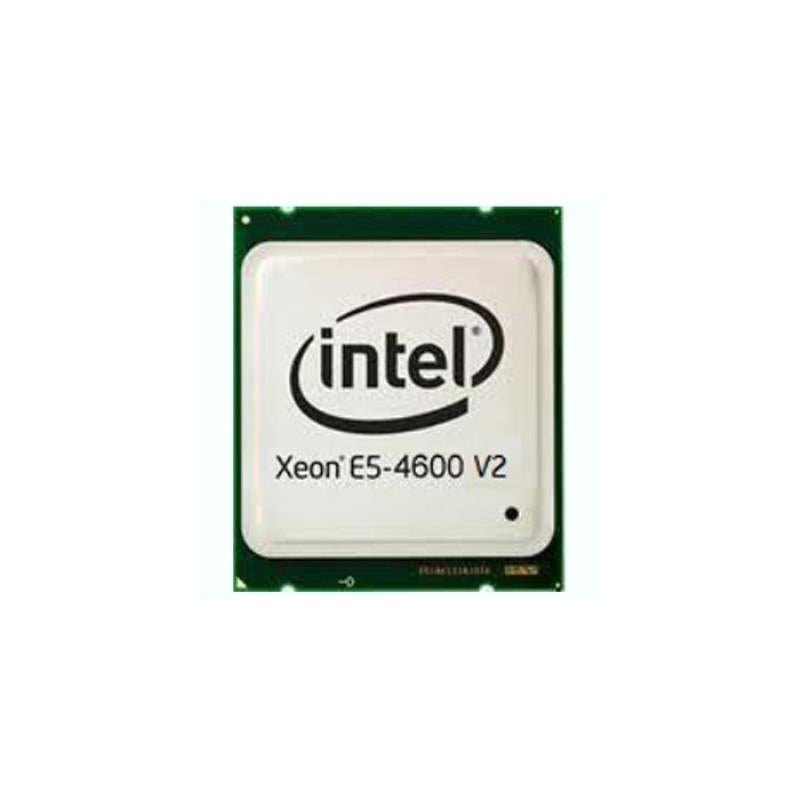 HP 734186-B21  Xeon 8Core E54620V2 2.6Ghz 20Mb L3 Cache 7.2Gt By S Qpi Speed Socket Fclga2011 22Nm 95W