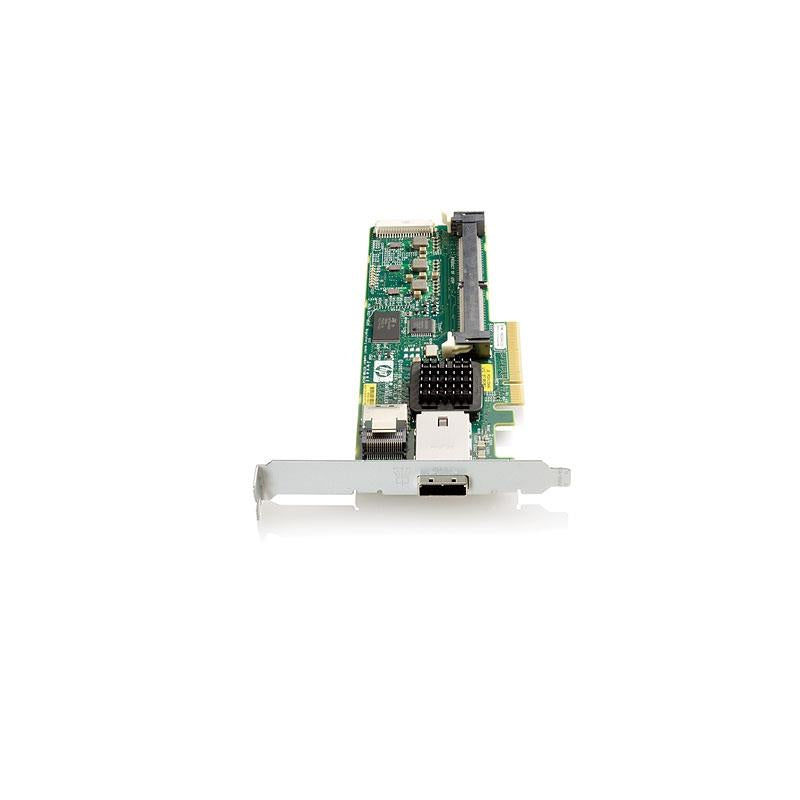 HP 462594-001 Smart Array P212 8Port Pcie X8 Sas Low Profile Raid Controller Only No Cache With Standard Bracket