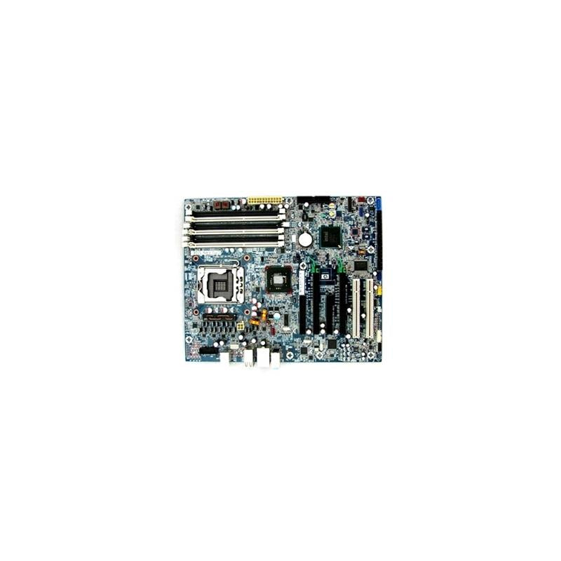 Hp 586968-001 1333 Mhz System Board For Z400 Workstation
