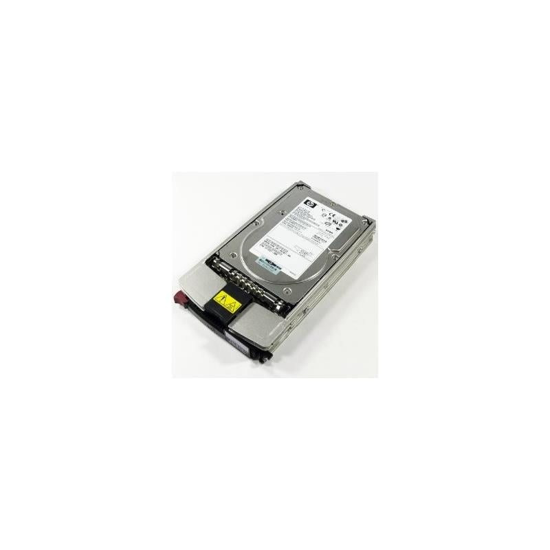 HP 356914-009 146.8Gb 15000Rpm 80Pin Ultra320 Scsi 3.5Inch Universal Hot Swap Hard Disk Drive With Tray