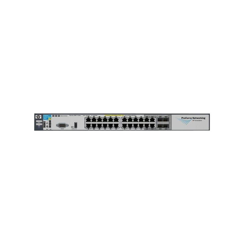 HP J8692A3500-24G-Poe Yl Switch