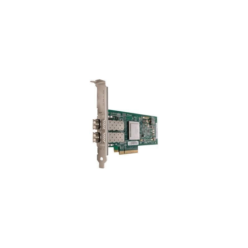 DELL H144C Sanblade Qle2562 8Gb Dual Channel Pcie X8 Fibre Channel Host Bus Adapter With Standard Bracket Card Only