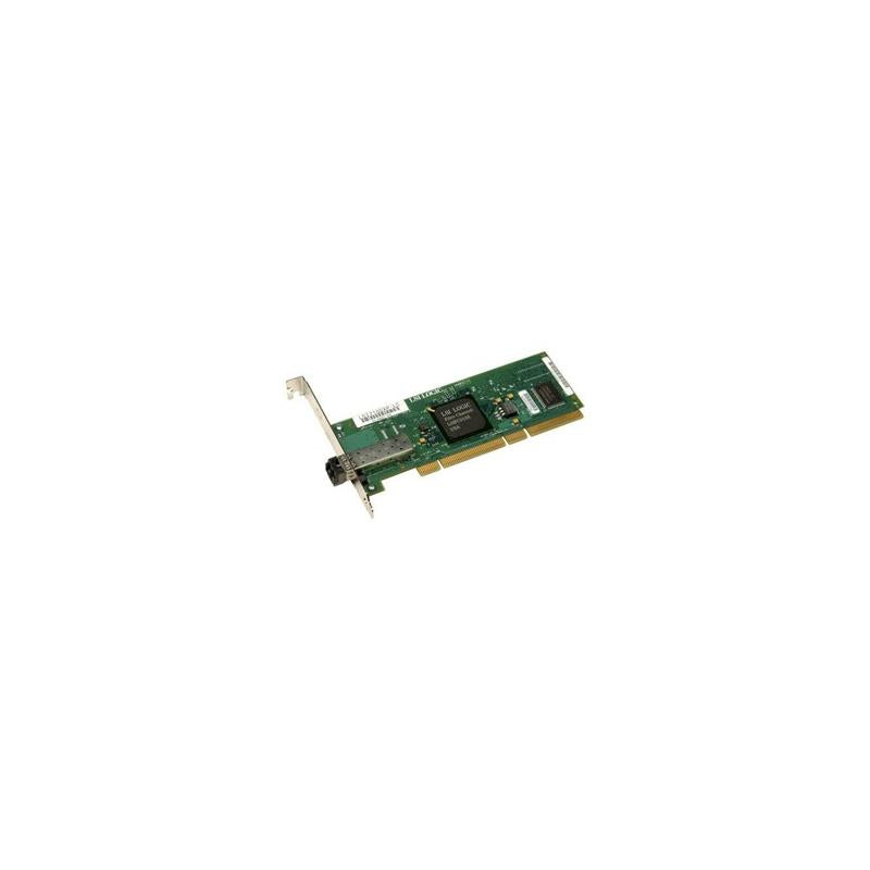 LSI 7102Xp-Lc Logic 2Gb Single Channel 64Bit 133Mhz Pcix Fibre Channel Host Bus Adapter With Standard Bracket