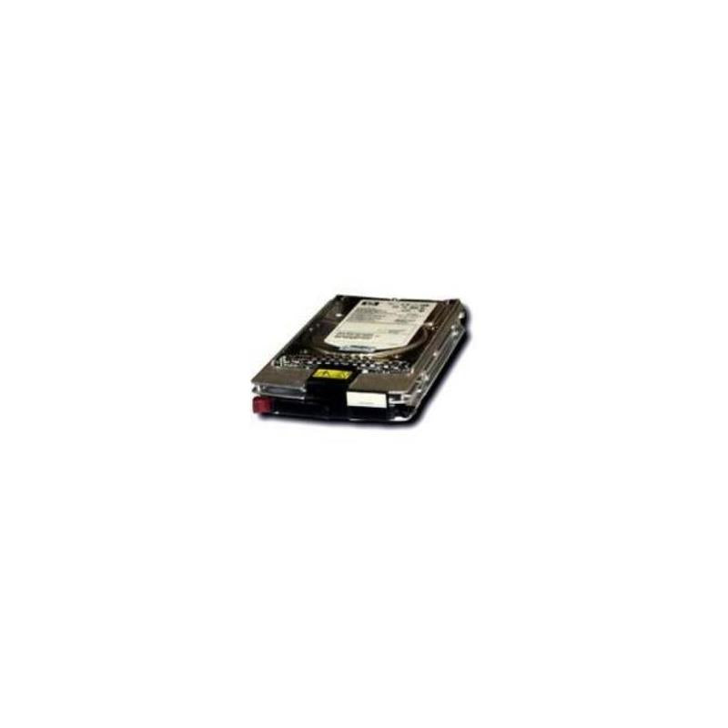 HP 232916-B21 36.4Gb 15000Rpm 80Pin Wide Ultra160 Scsi 3.5Inch Form Factor Hot Pluggable Hard Disk Drive With Tray