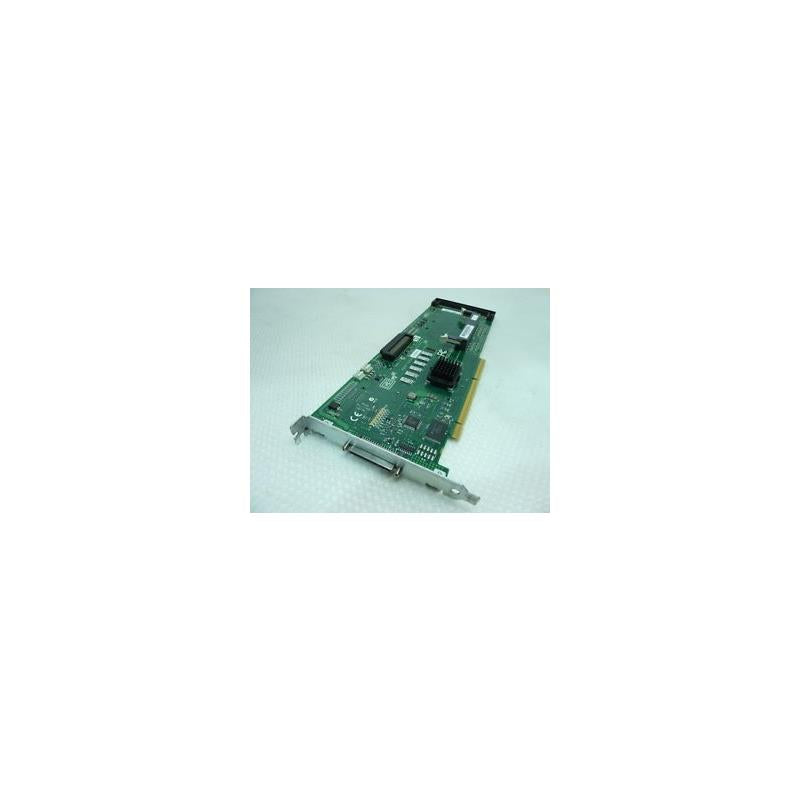 HP 291967-B21 Smart Array 642 Dual Channel Pcix 64Bit 133Mhz Ultra320 Scsi Raid Controller Card Only