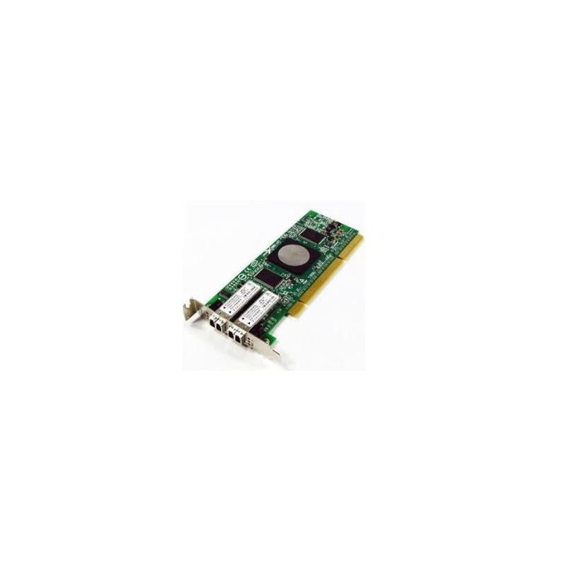 HP AE369A 4Gb Dual Channel Pcix 2.0 Fibre Channel Host Bus Adapter With Standard Bracket Card Only