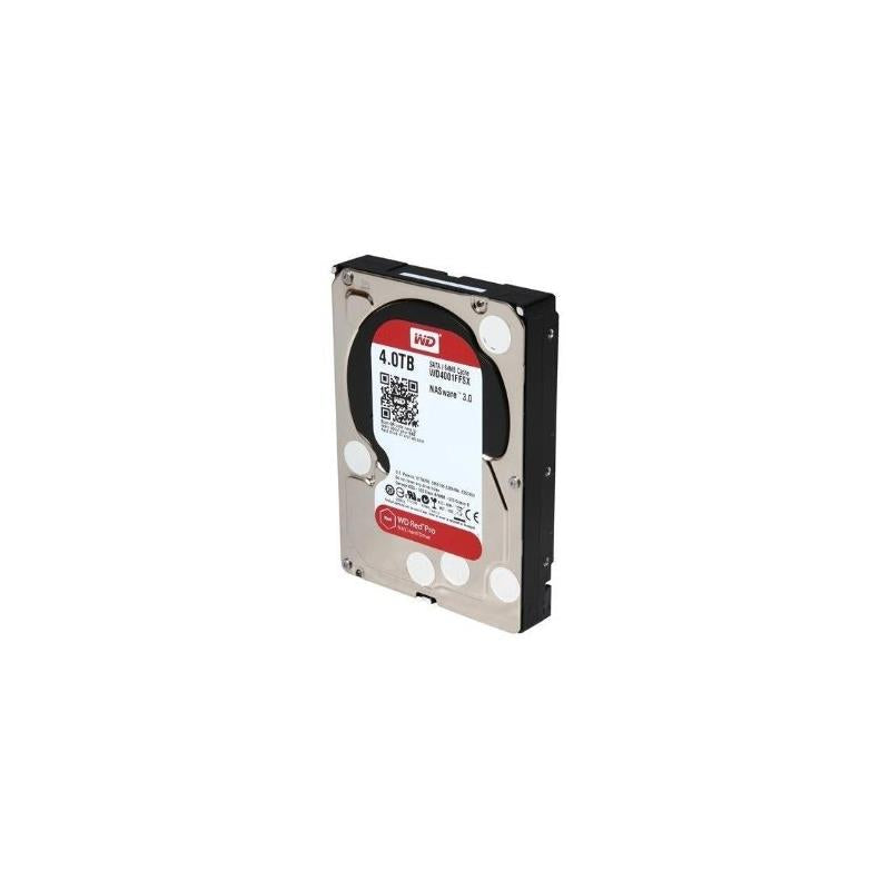 Western Digital   New With Standard Mfg Warranty. Wd Red Pro 4Tb 7200Rpm Sata6Gbps 64Mb Buffer 3.5Inch Internal Hard Disk Drive