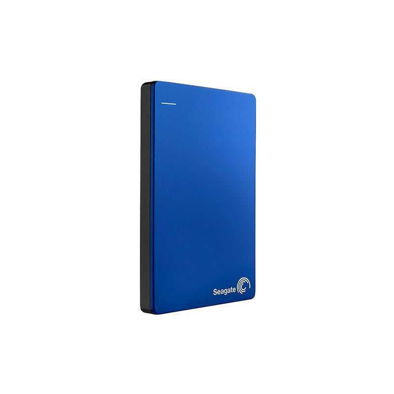 Seagate Stdr1000102 Seagate Backup Plus Slim 1Tb Usb 3.0 Blue External Portable Hard Drive