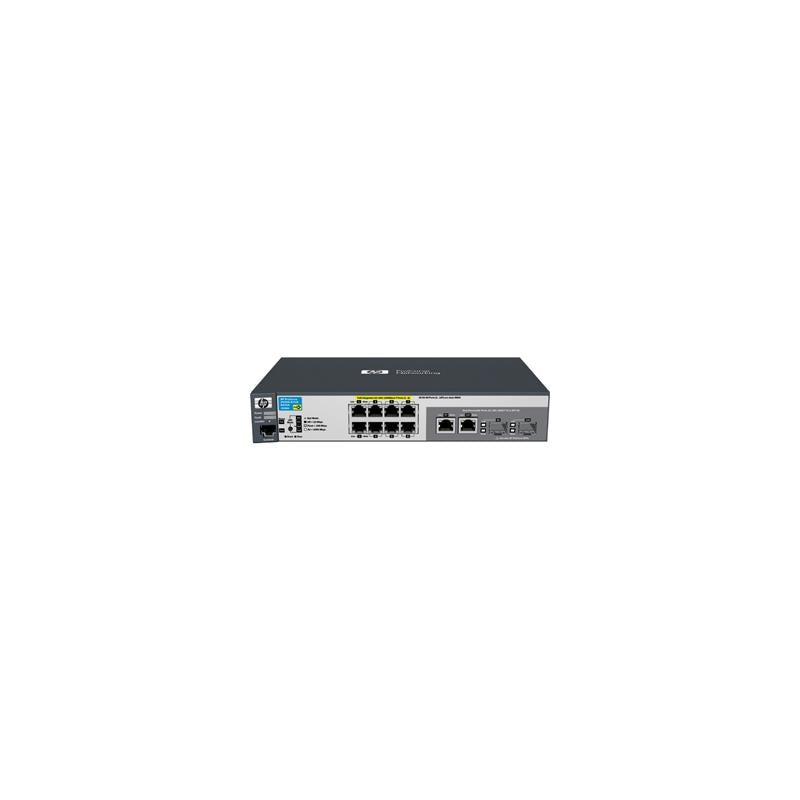 HP J9298A Procurve 2520G8Poe Ethernet Switch Aba