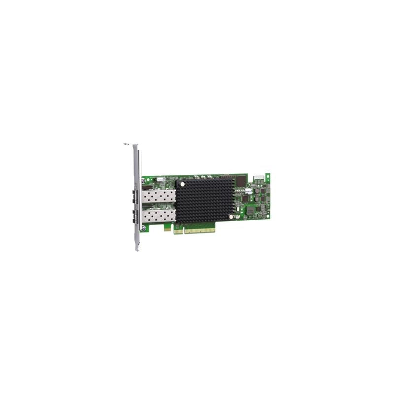EMULEX Lpe16002B-E 16Gb Dual Port Pci Express 3.0 Fibre Channel Host Bus Adapter With Standard Bracket